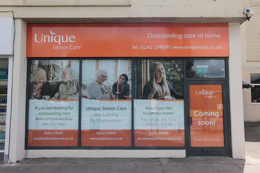 Unique Senior Care Cheltenham Office